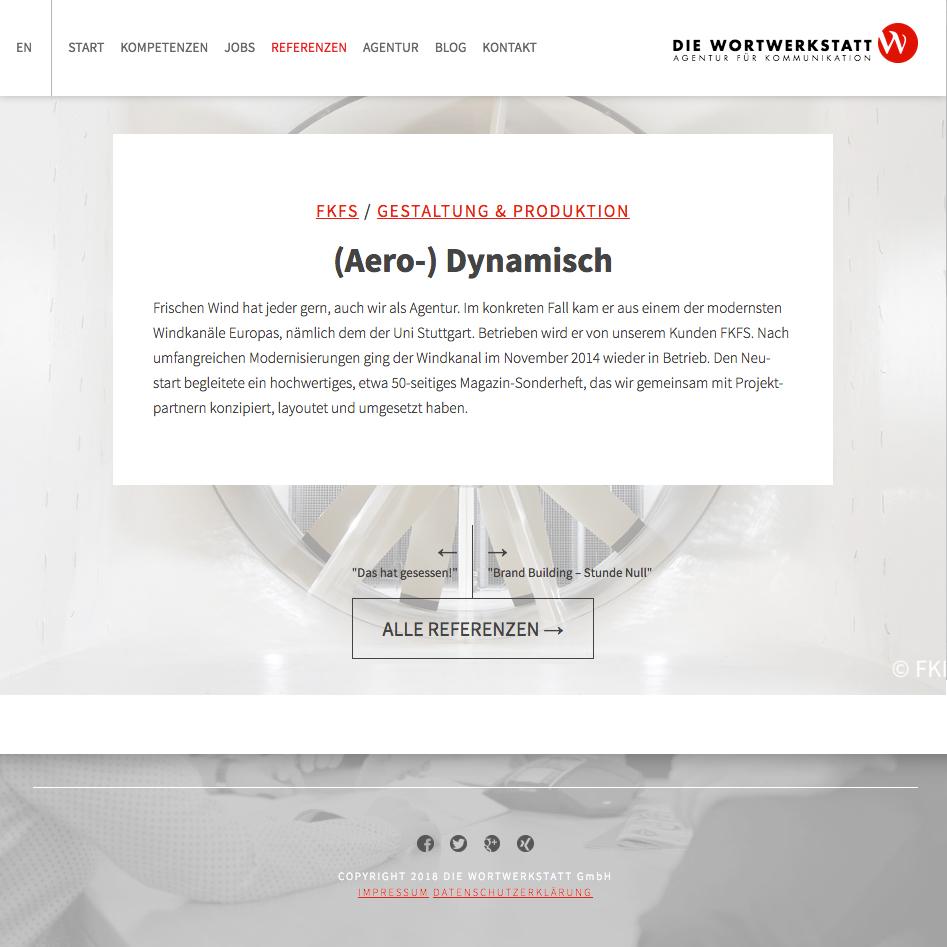 Gerritsen Design Werbeagentur Tübingen Grafikdesign